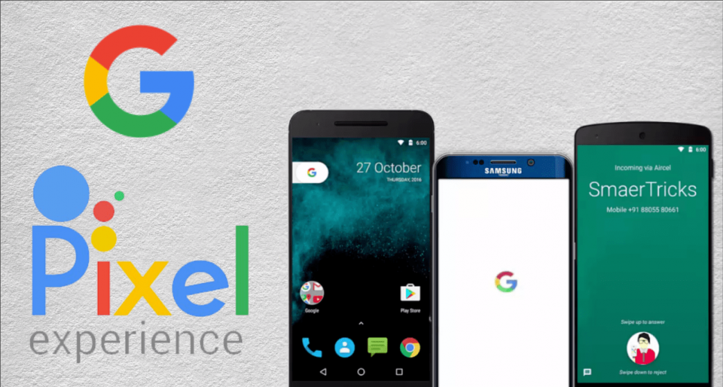 pixel experience copertina