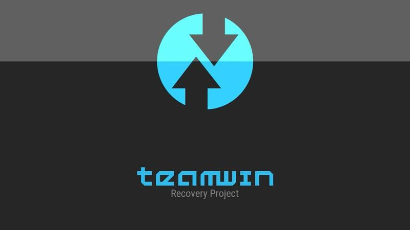 logo recovery twrp