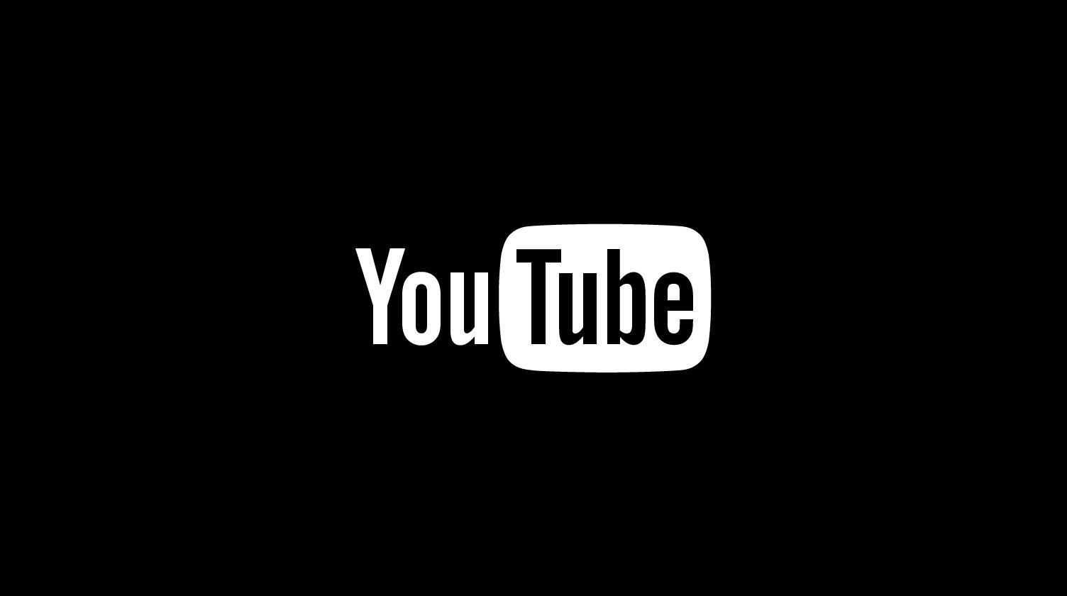 youtube dark logo