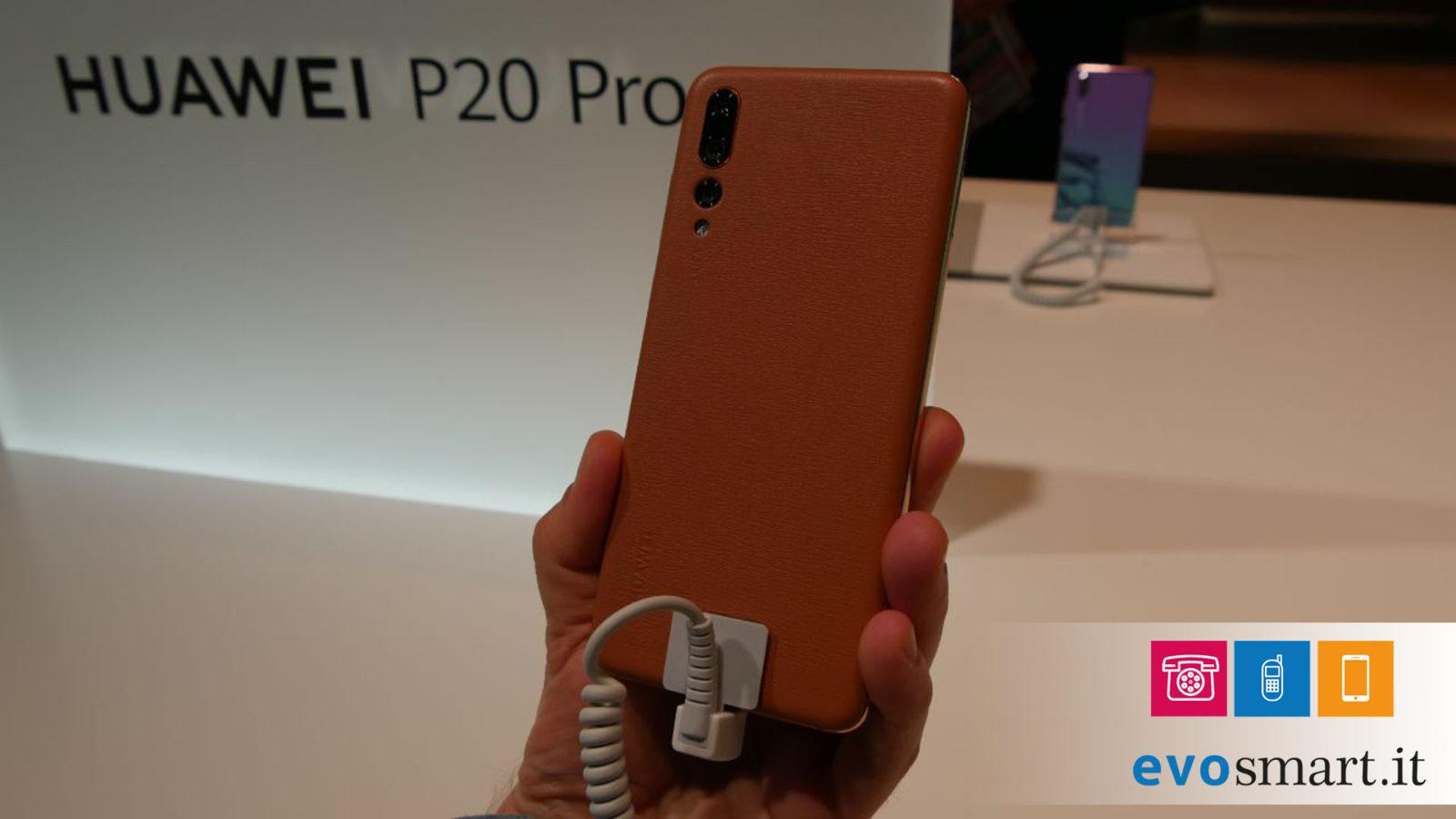 IFA 2018 | I 4 nuovi colori di Huawei P20 Pro | Evosmart.it