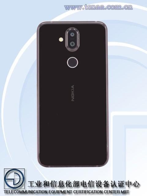 Parte posteriore molto simile a quella dell'attuale Nokia 7 Plus | Evosmart.it