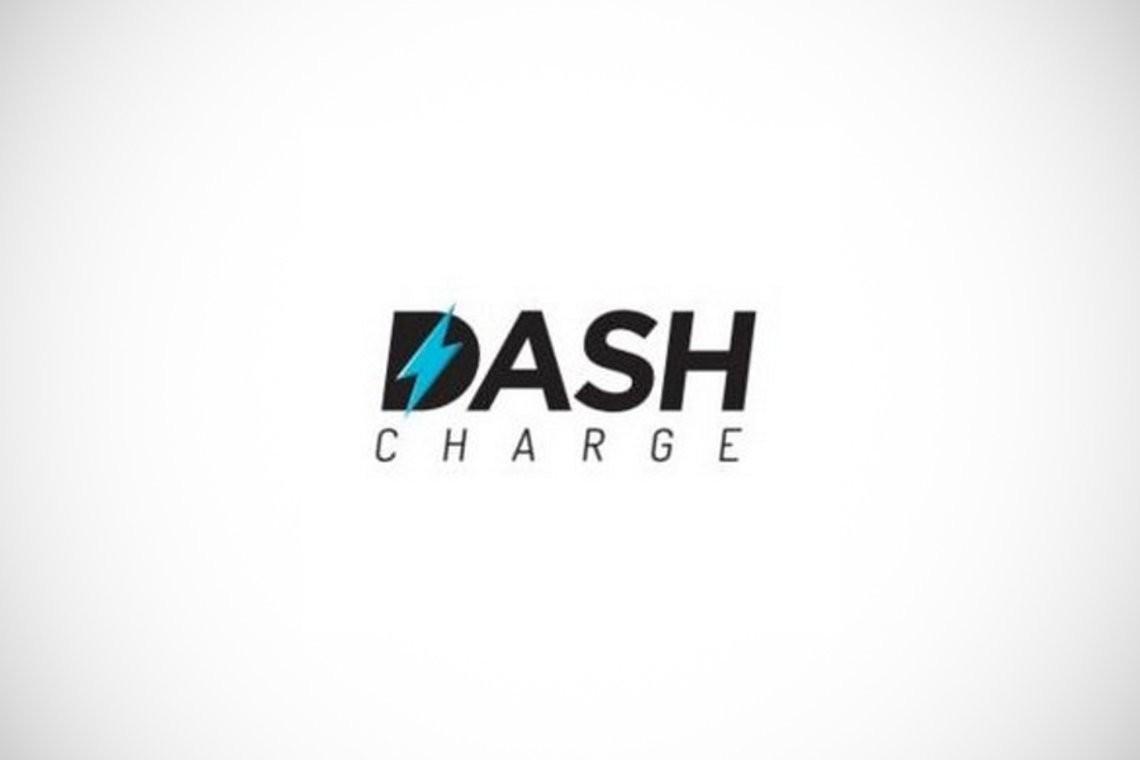 logo dash charge