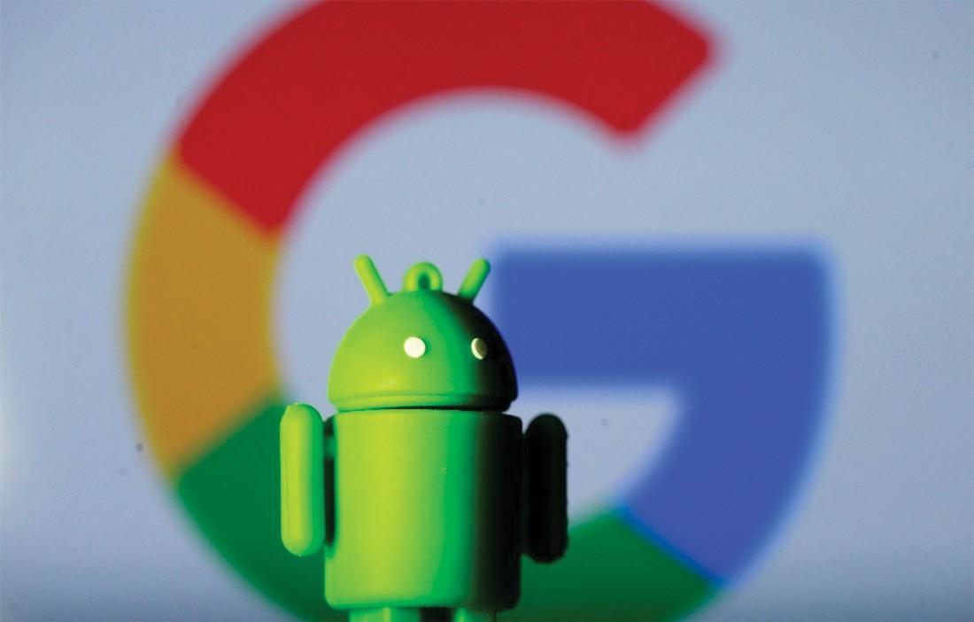 logo android copertina