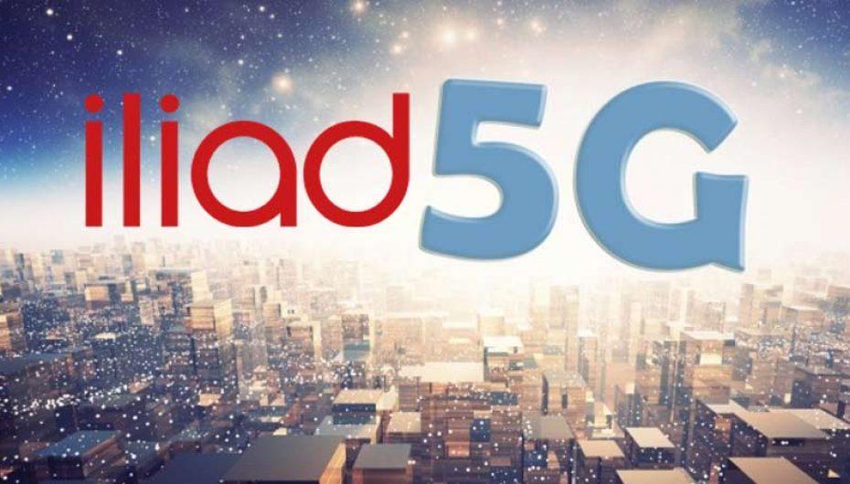 Iliad è il primo operatore ad aggiudicarsi la frequenza 5G