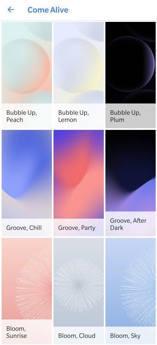 Ecco gli sfondi dei nuovi Google Pixel 3 e Pixel 3 XL! | Evosmart.it
