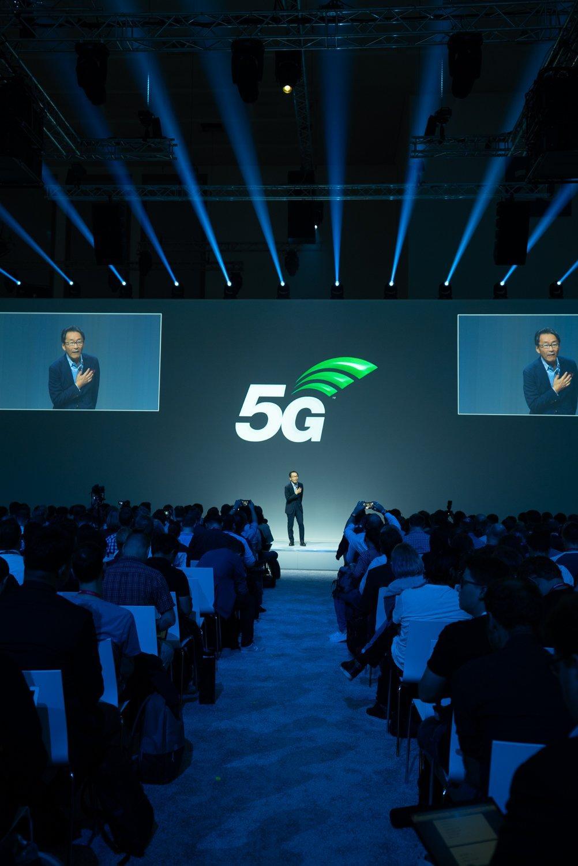 Xperia XZ3 è già pronto per il 5G, parola di Sony