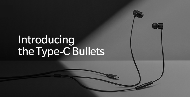 oneplus bullets type c
