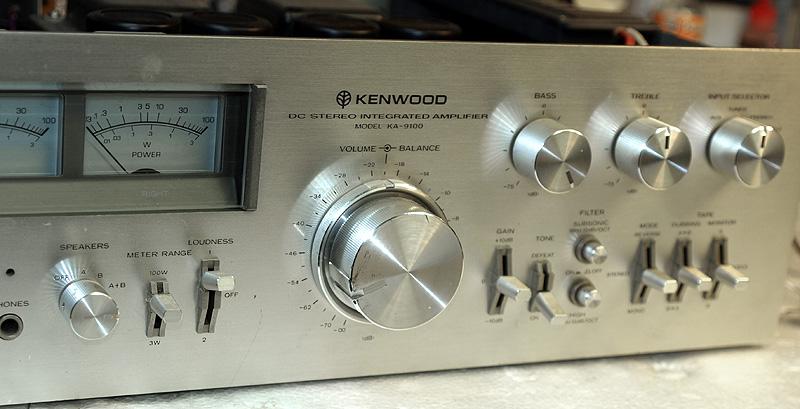 Kenwood KA-9100, uno degli storici e più conosciuti lettori/riproduttori Hi-Fi di sempre | Evosmart.it
