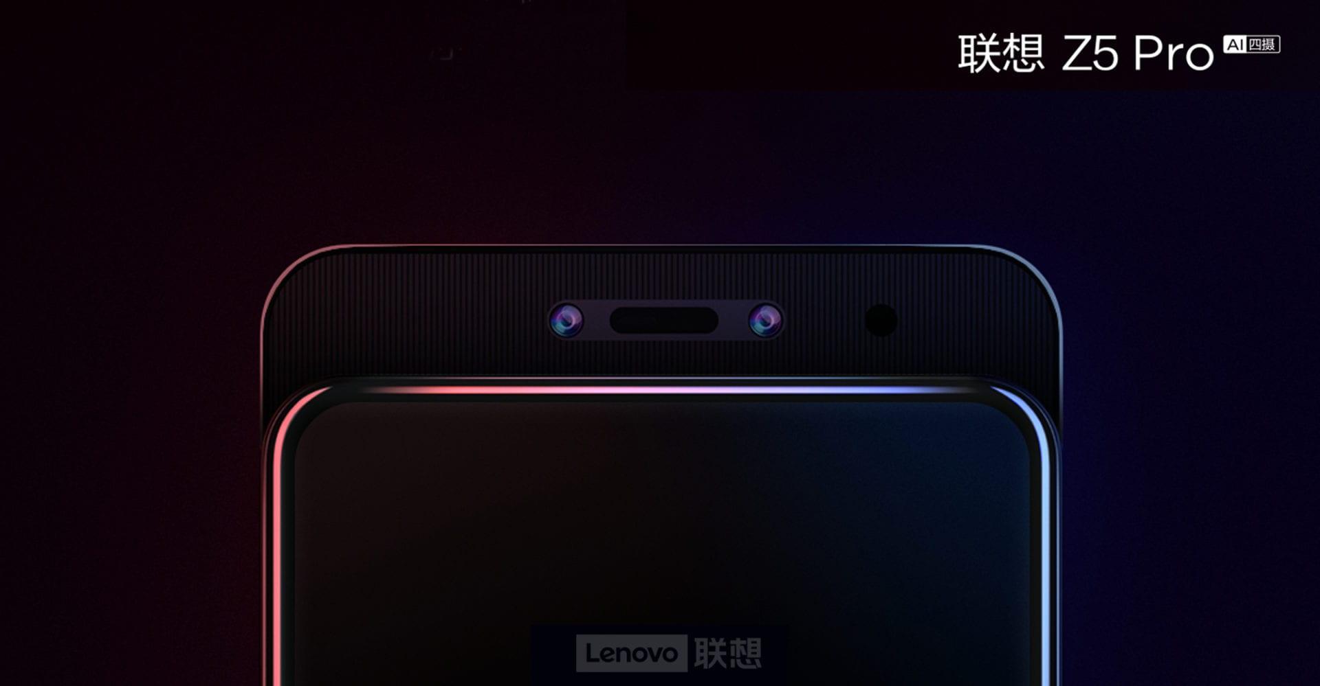 Lenovo Z5 Pro teaser