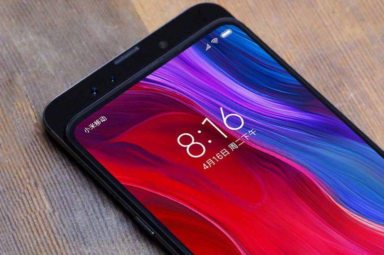 Xiaomi Mi MIX 3 avrà un display in formato 19.5:9