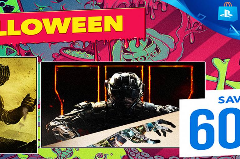 Sconti su 100 giochi (Playstation Store) in vista di Halloween: la lista completa
