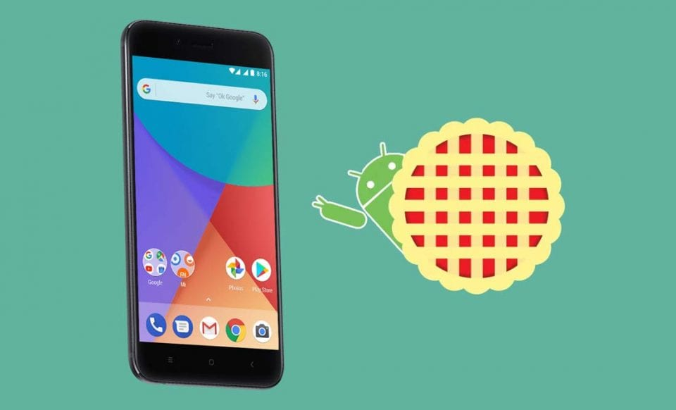 Xiaomi Mi A1 compare su GeekBench con Android 9 Pie, rilascio imminente?