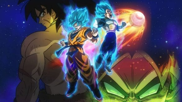 Il secondo trailer di Dragon Ball Super: Broly finalmente disponibile! | Evosmart.it