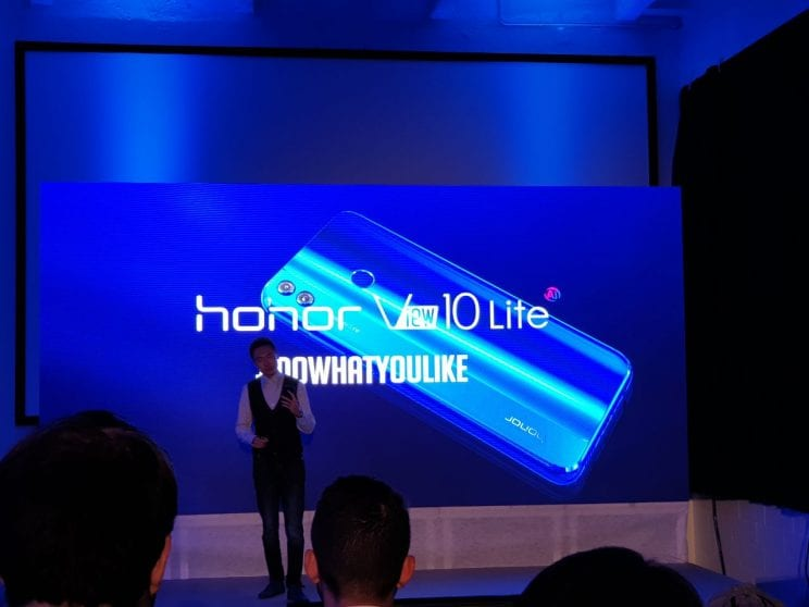honor v10 lite