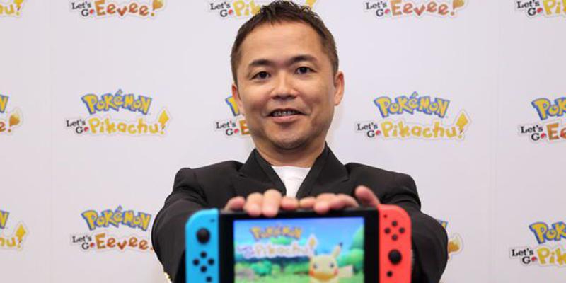 Junichi Masuda, compositore di colonne sonore per la serie Pokémon. Ha anche diretto i progetti Diamante e Perla, e ha contribuito al Game Design della terza generazione | Evosmart.it