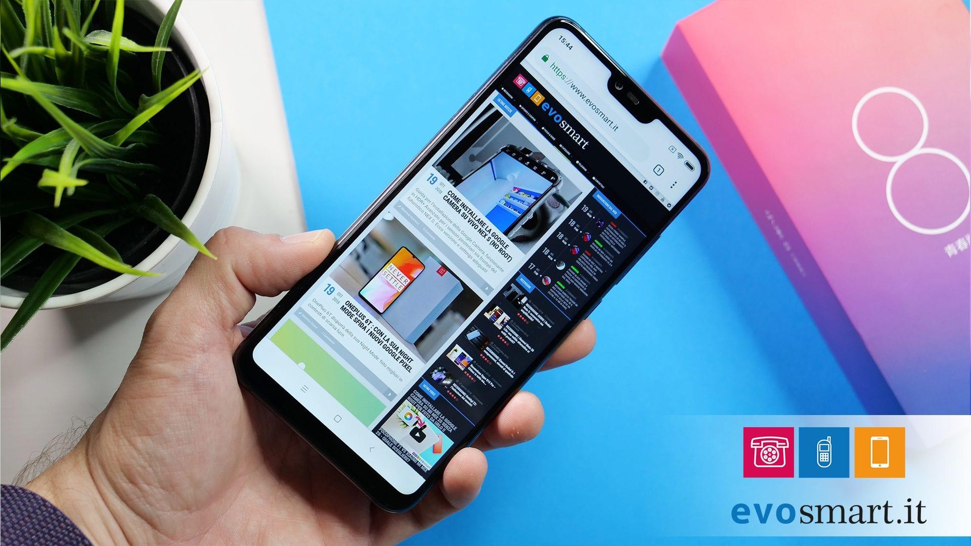 Display Xiaomi Mi 8 Lite