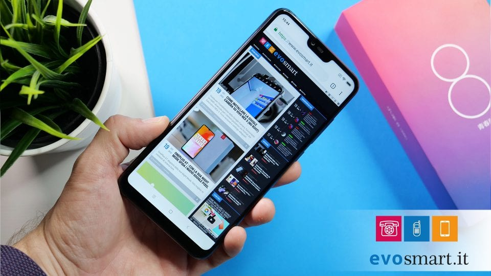 Display Xiaomi Mi 8 Lite