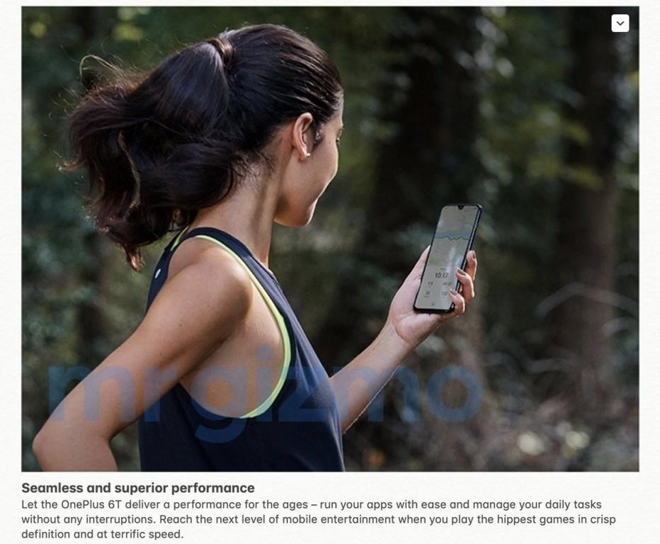 Ecco OnePlus 6T