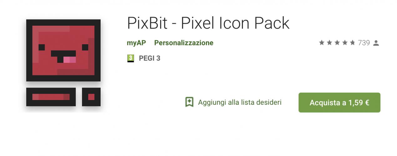 pixbit play store