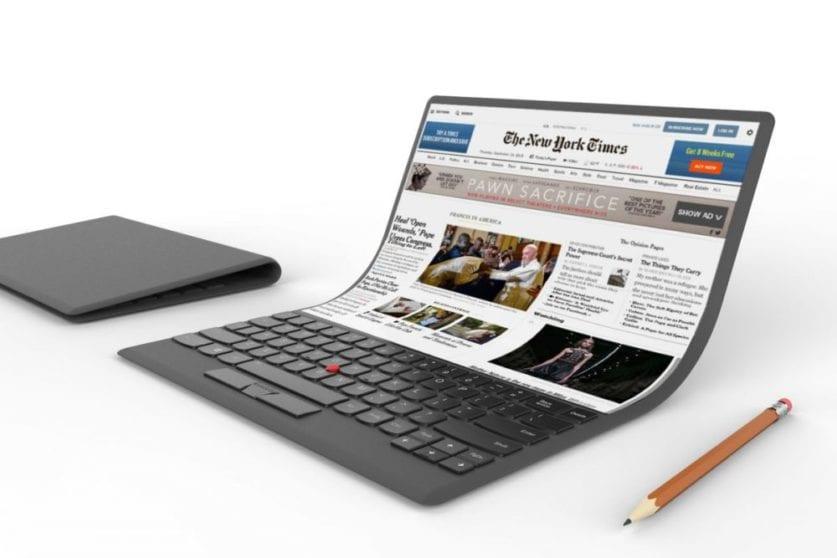 laptop pieghevole samsung