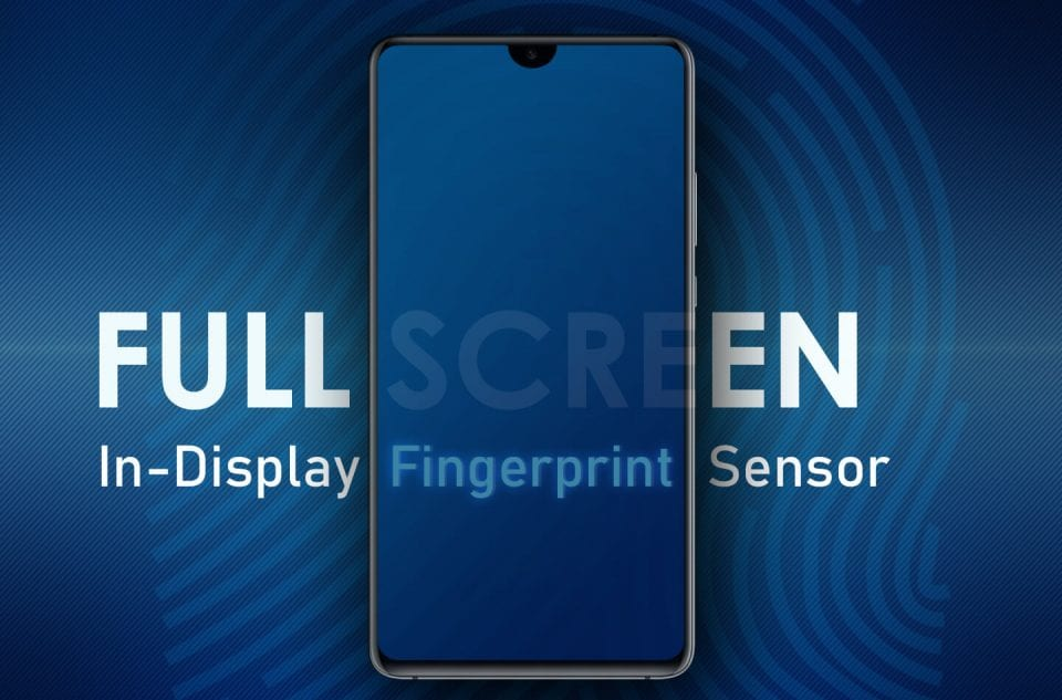 indisplay fullscreen fingerprint
