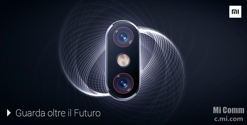 Xiaomi Mi 8 pro verrà presentato a breve.
