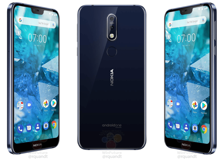 Nokia 7.1 Copertina