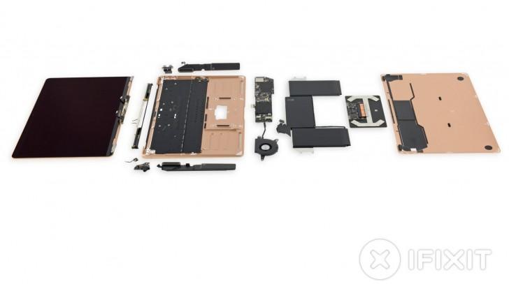 Com'è all'interno il nuovo MacBook Air? Ce lo mostra iFixit