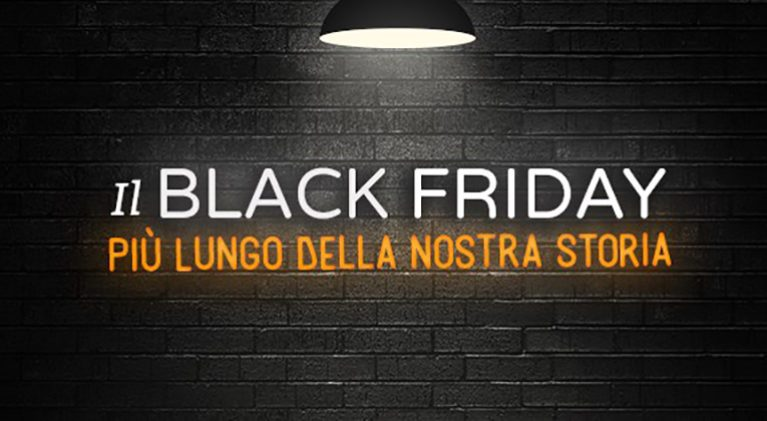 Unieuro sconta l'IVA in occasione del Black Friday