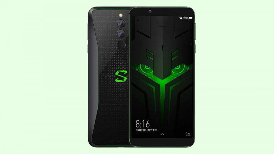 Il nuovo Xiaomi Black Shark Helo sarà presentato nella variante Global