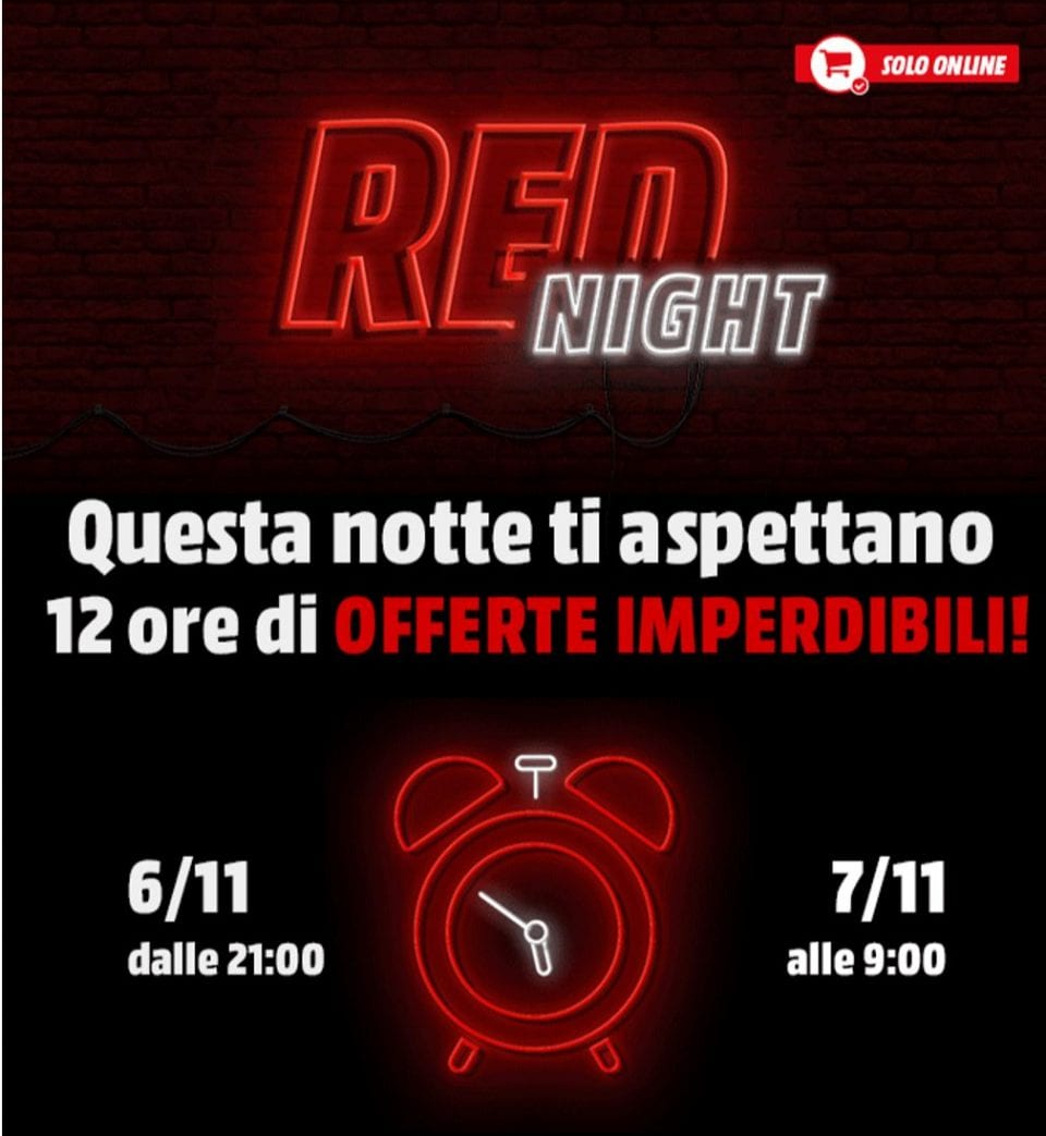 red night mediaworld