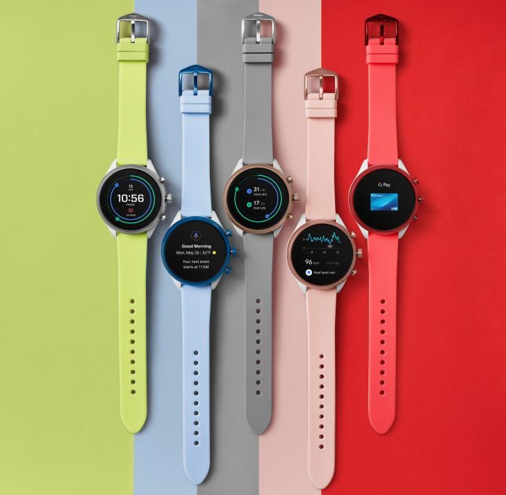 Fossil Sport è il nuovo smartwatch con Snapdragon Wear 3100