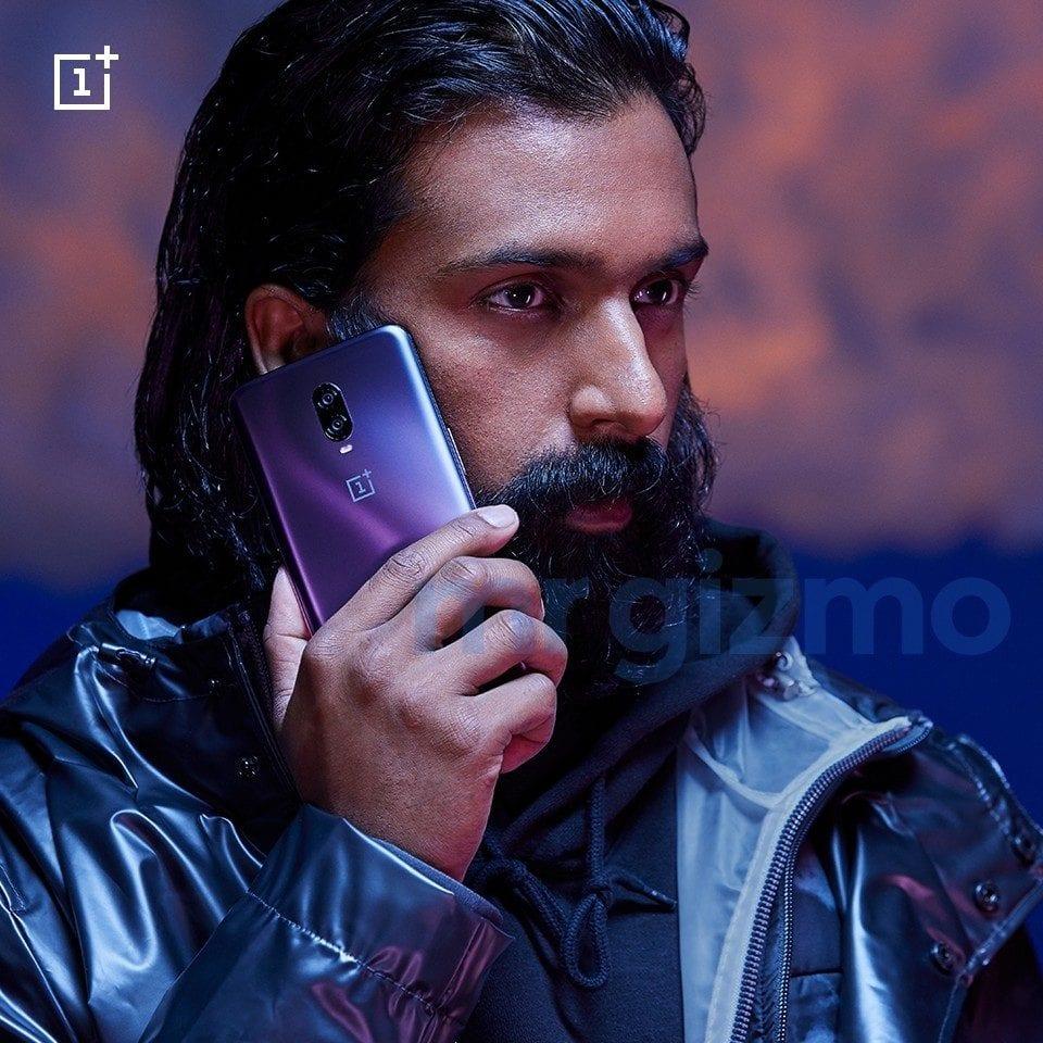 OnePlus 6T si tinge di viola | Evosmart.it