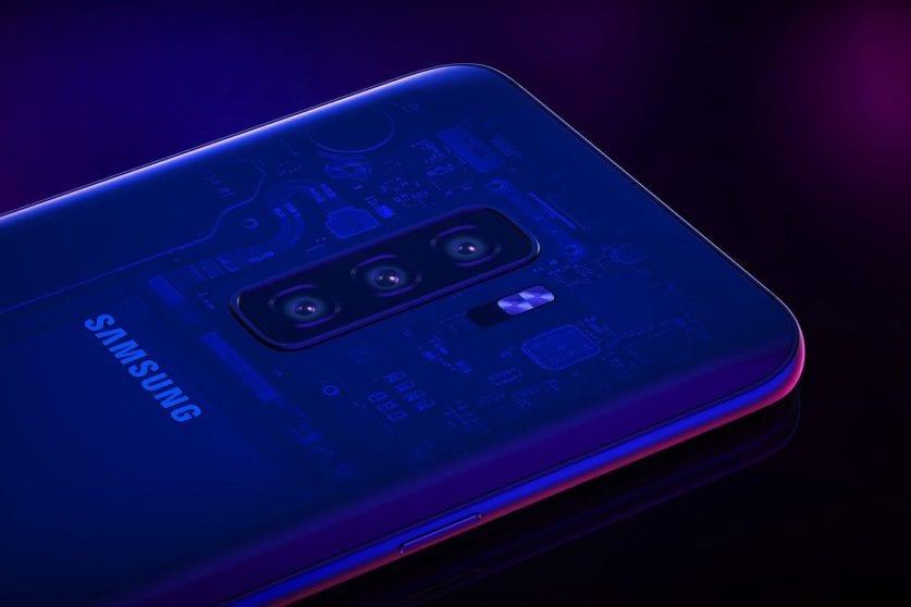 Samsung Galaxy S10 inizia a prendere forma: ecco come sarà