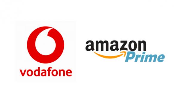 Vodafone regala un anno di abbonamento ad Amazon Prime
