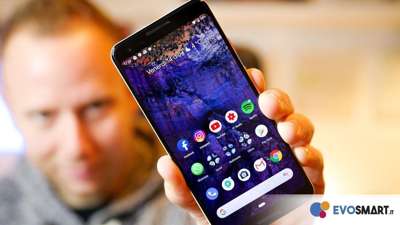 Google Pixel 3 copertina