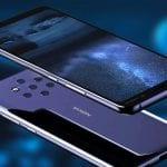 Nokia 9 si mostra nelle prime immagini stampa: 5 fotocamere e lettore sotto il display