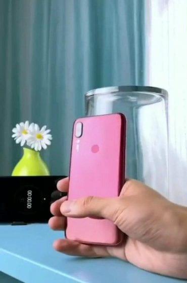 Xiaomi Play immagini dal vivo