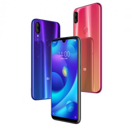 Xiaomi Play presentazione