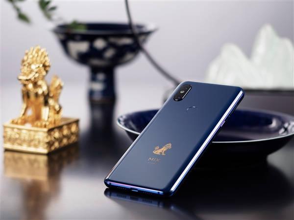 Xiaomi Mi MIX 3 Forbidden City