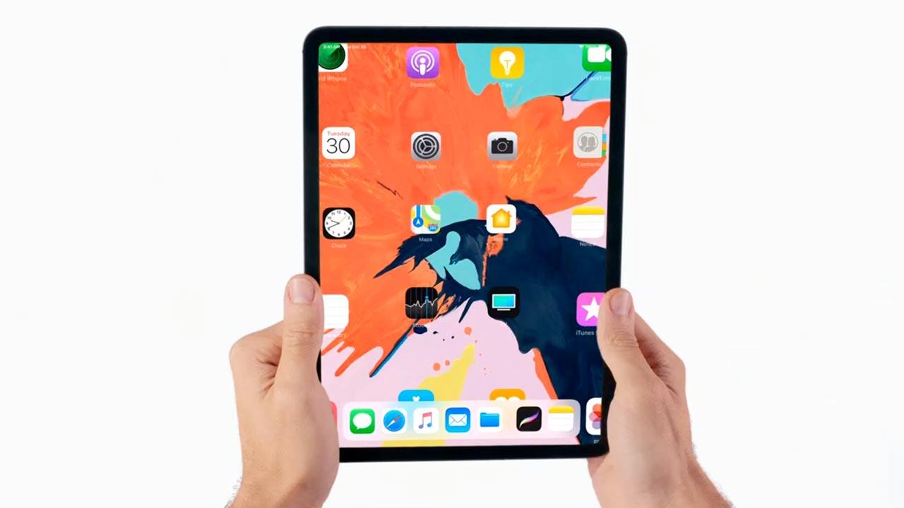"""iPad Pro 2018 vi arriva già piegato? Tranquilli è """"normale"""""""