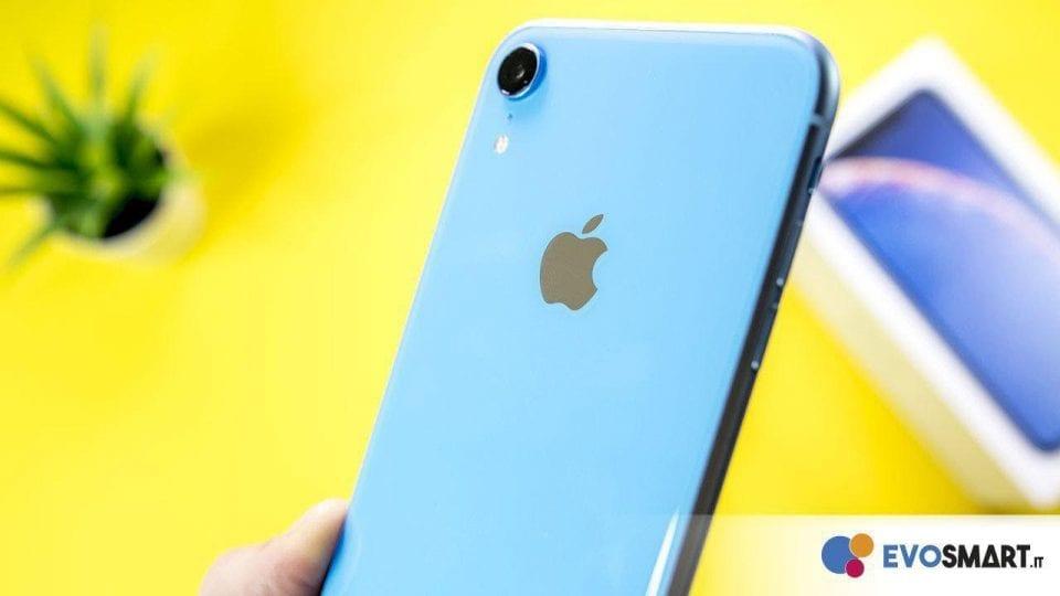 iPhone Xr: secondo un indagine rappesenta il 32% degli iPhone venduti