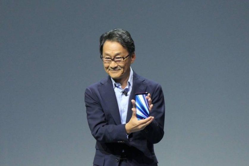 CEO Sony Mitsuya Kishida