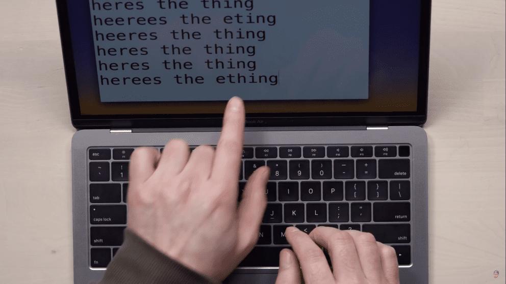 Apple: ancora problemi con le tastiere, questa volta tocca a Macbook Air