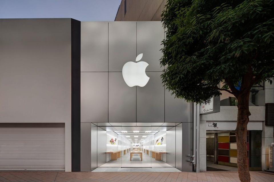 L'Apple Store più piccolo verrà chiuso, crisi o rinnovamento?