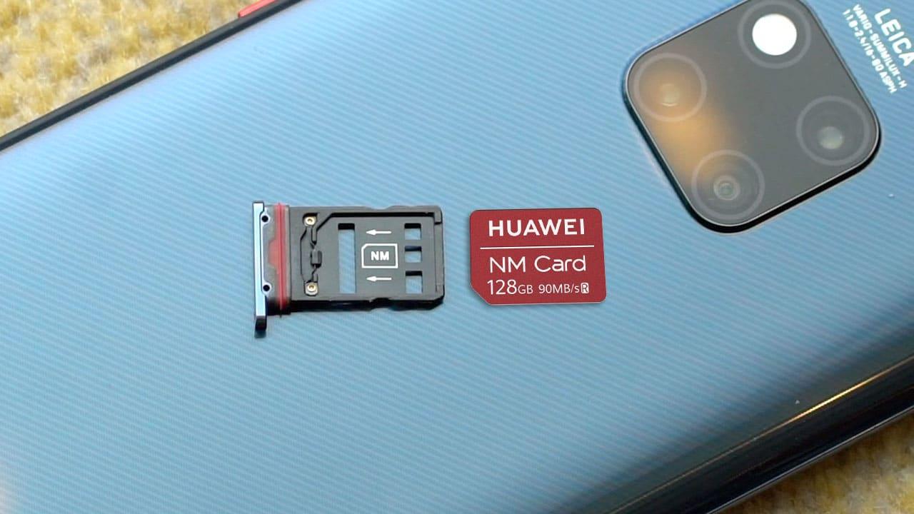 Nano Memory Card di Huawei: i test mostrano prestazioni da MicroSD