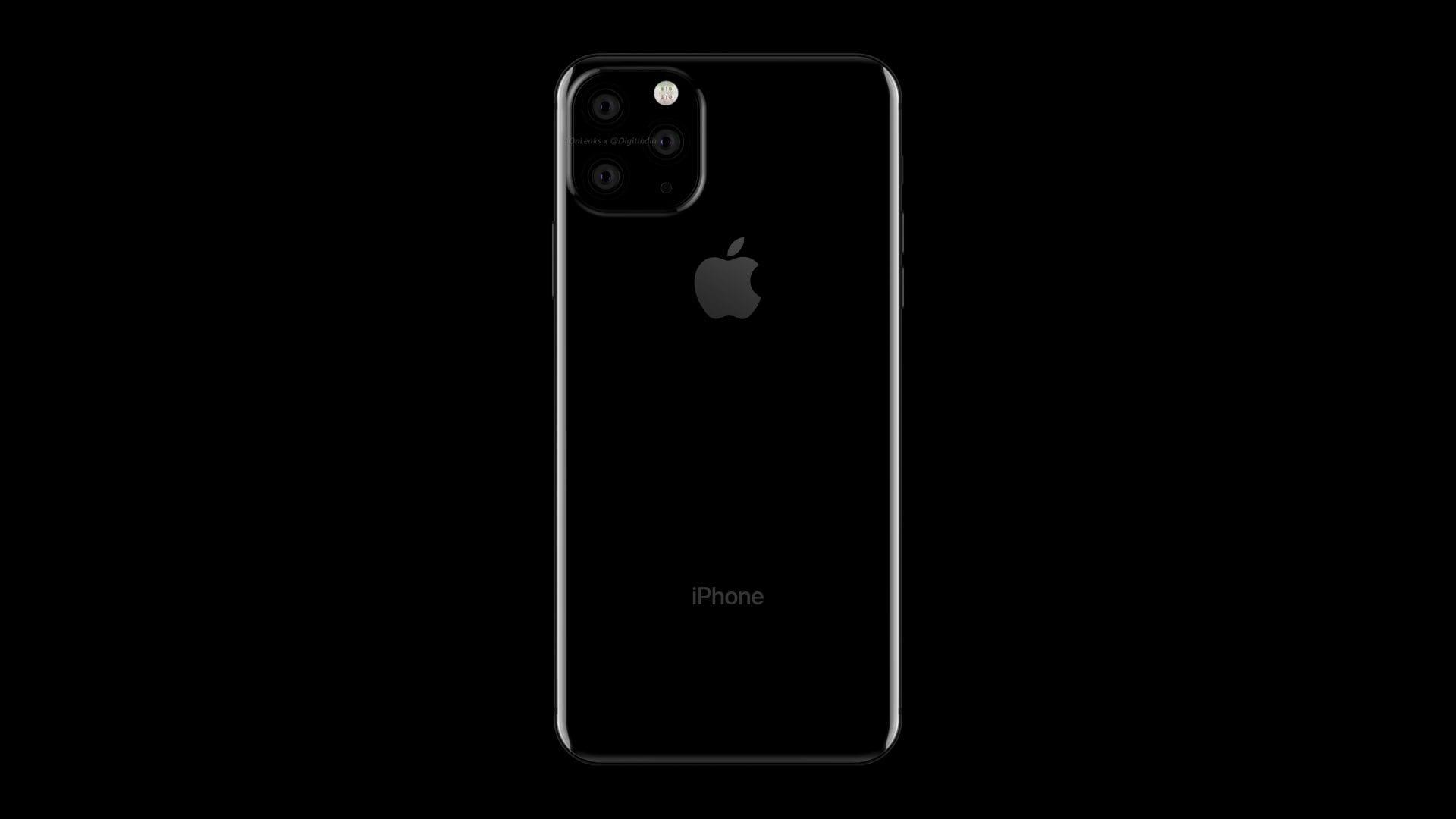 iPhone XI potrebbe integrare un triplo sensore fotografico | Evosmart.it