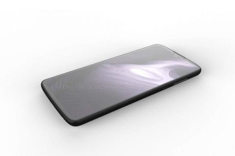 Moto Z4 svelato da OnLeaks: nocth a gioccia e lettore sotto il display | Evosmart.it