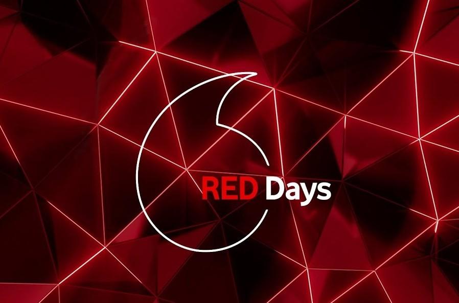 Red Days Vodafone