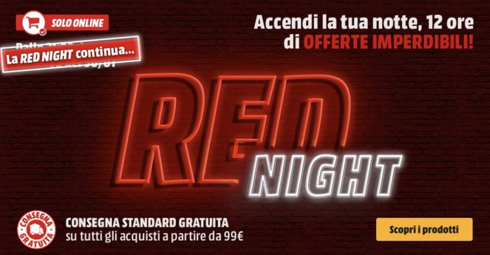 Red Night Mediaworld